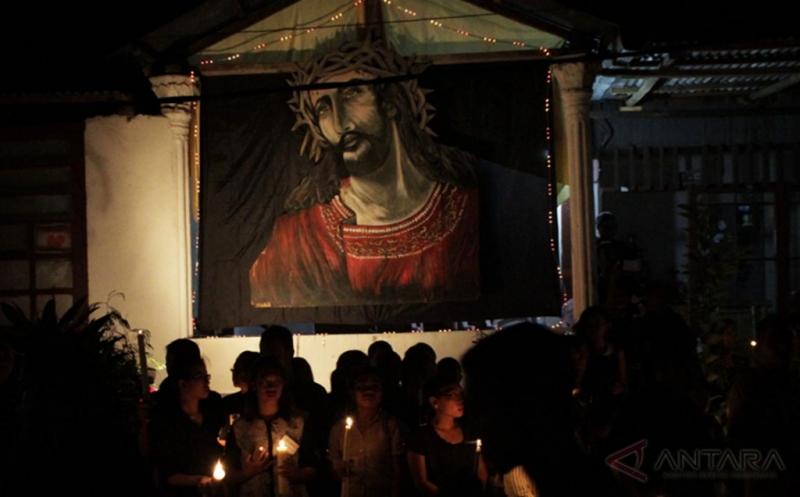 Tradisi Semana Santa Masih Dijalankan di Larantuka, Flores