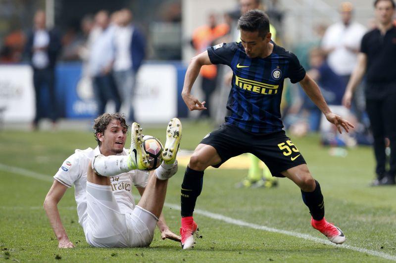 Inter Milan vs AC Milan 2-2 dalam lanjutan Liga Italia 2016-2017 (Foto: Reuters / Alessandro Garofalo)