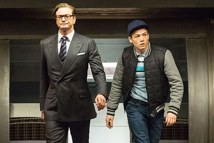 Kingsman: The Golden Circle. (Foto: Screencrush)