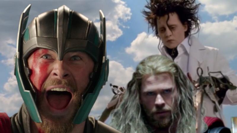 Thor dan Edward (Foto: ist)