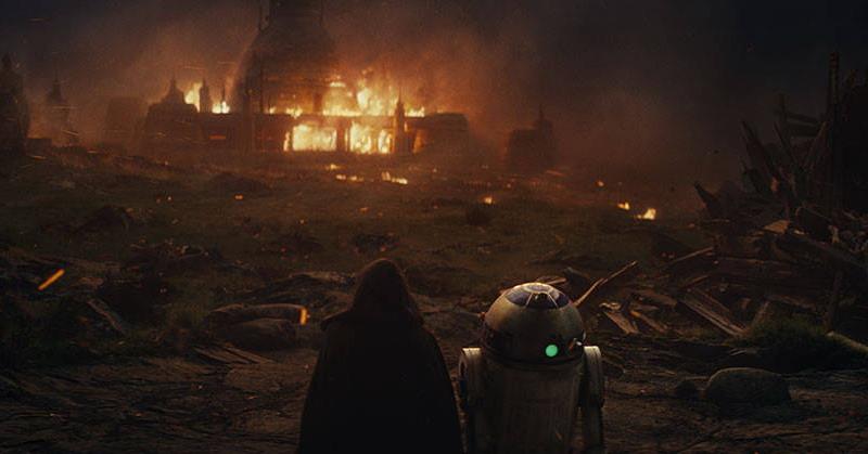 Star Wars: Last Jedi (Foto: Eonline)