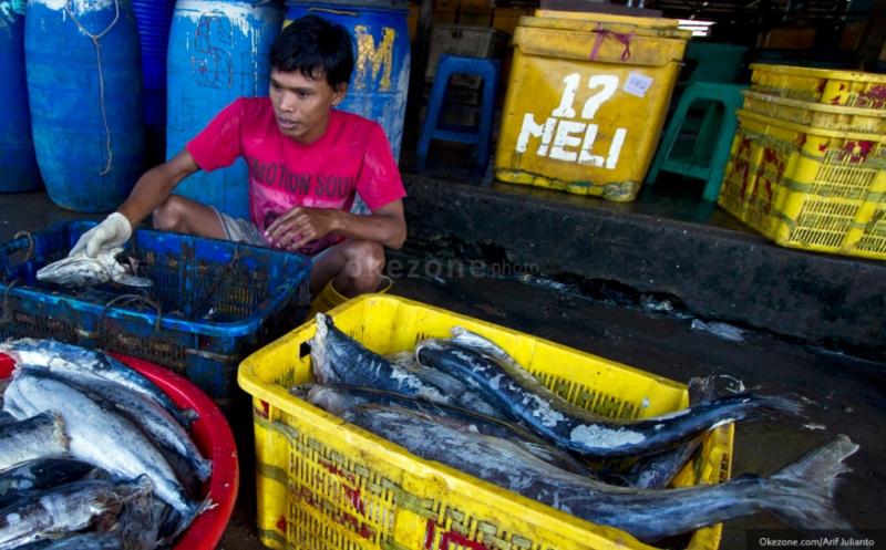 \KKP Tingkatkan Nilai Ekonomi 10 Sungai Besar di Indonesia\