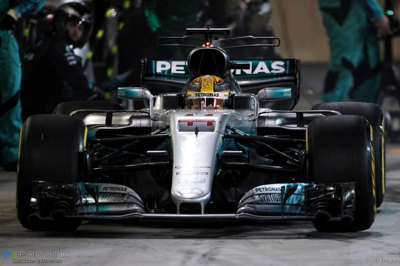 Lewis Hamilton. (Foto: F1 Fanatic)