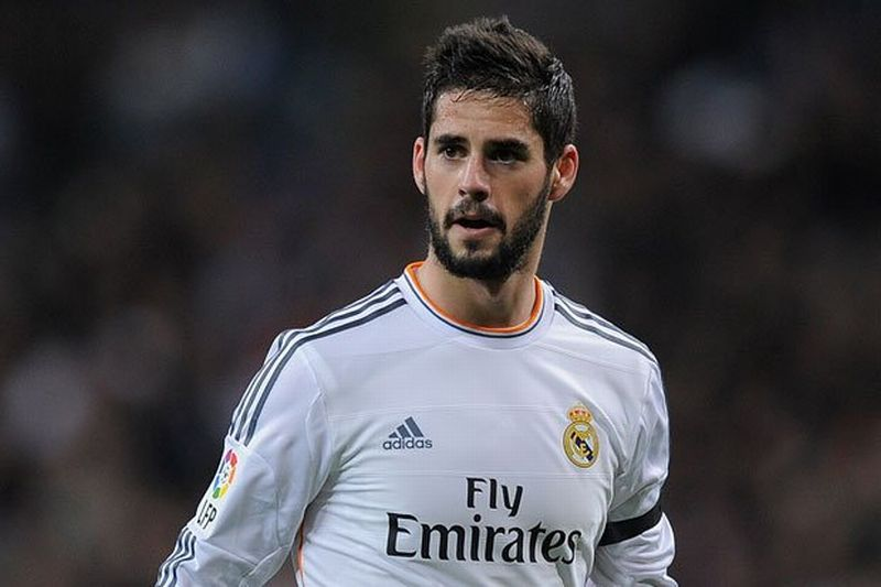 Pemain Real Madrid, Isco Alarcon (Foto: Reuters)