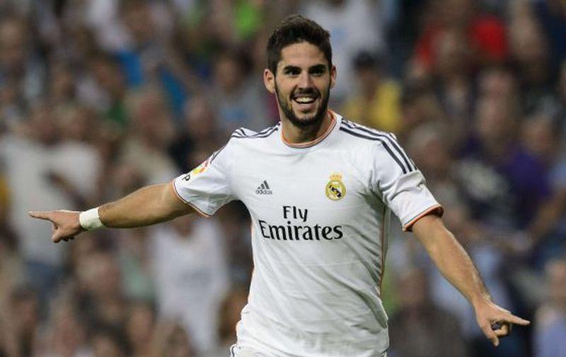Pemain Real Madrid, Isco Alarcon (Foto: Alchetron)