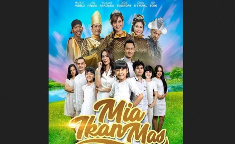 Poster Sinetron Mia Ikan Mas (FOto: MNC Pictures)