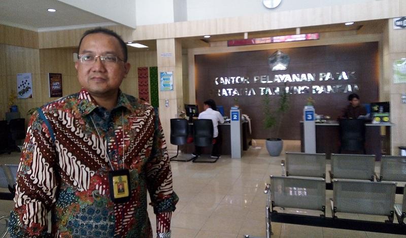 \Kantor Pajak Tanjung Pandan Digadang-gadang Jadi Percontohan Terbaik \
