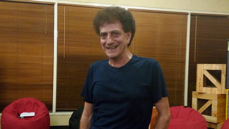 Ahmad Albar (Foto: Rima/Okezone)