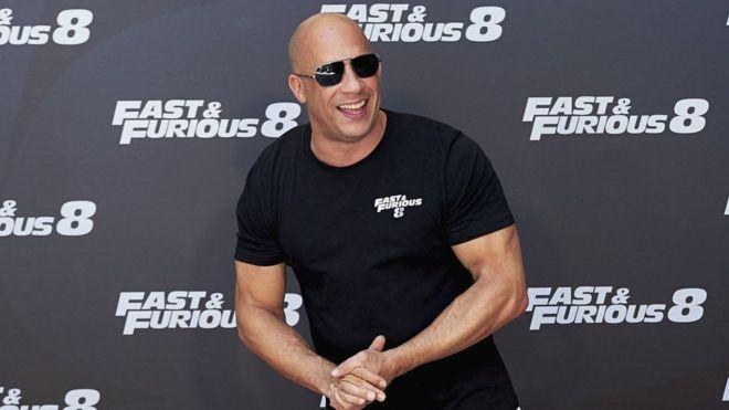 Vin Diesel. (Foto: GettyImages)