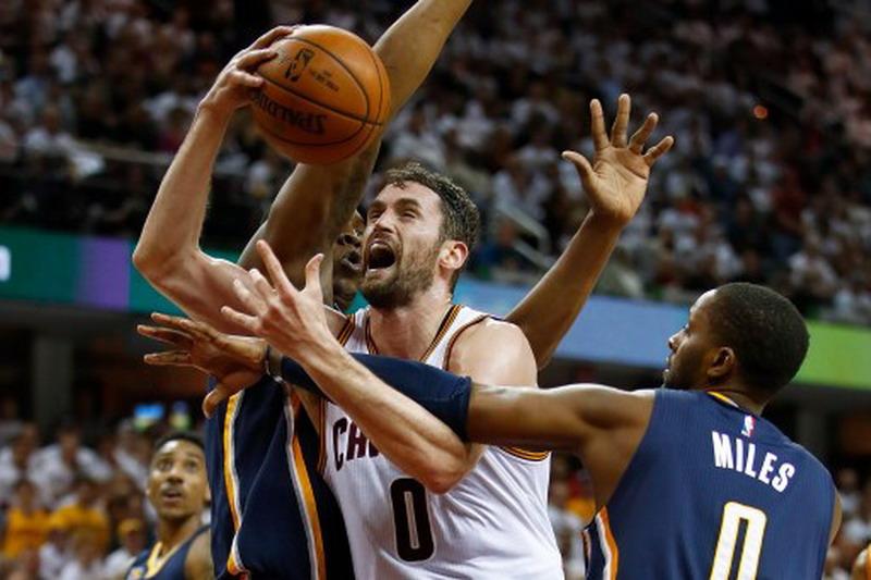 Kevin Love (Foto:AFP)