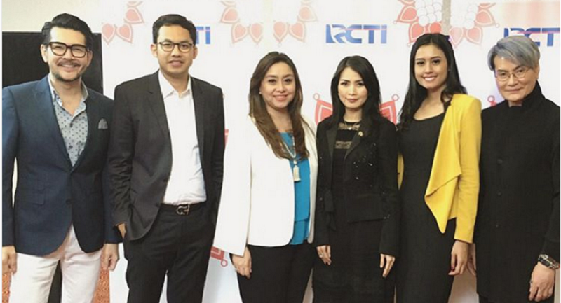 MISS INDONESIA 2017: Maria Harfanti Turut Serta Penjurian Miss Indonesia