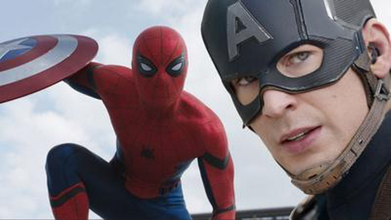 Spiderman di Avenger (Foto: IGN)