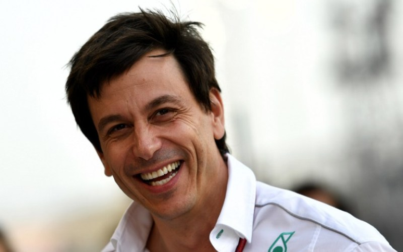 Toto Wolff (Foto: AFP)