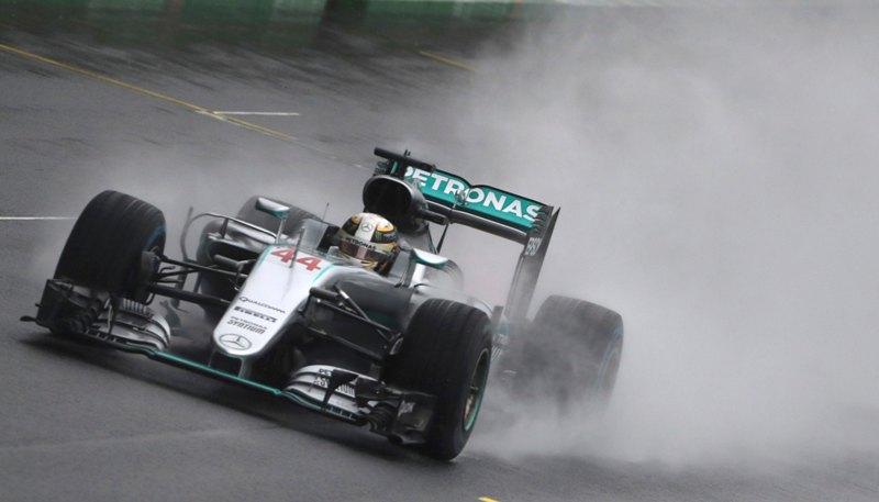Mobil Mercedes (Foto: Reuters)