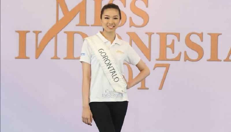 MISS INDONESIA 2017: Miss Gorontalo Mohon Doa yang Terbaik di Malam Final