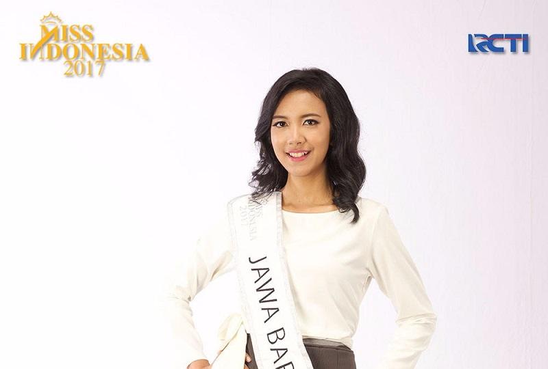 MISS INDONESIA 2017: Ternyata Miss Jawa Barat Diakui Temannya sebagai Wanita Tomboy!
