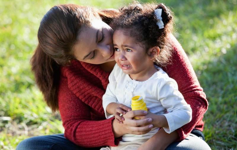 Moms, Catat! Dilarang Emosi saat Mendisiplinkan Balita