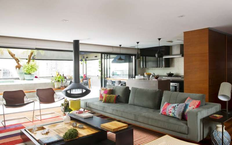 Ini Lho Inspirasi Mix and Match Bantalan Kursi untuk Living Room