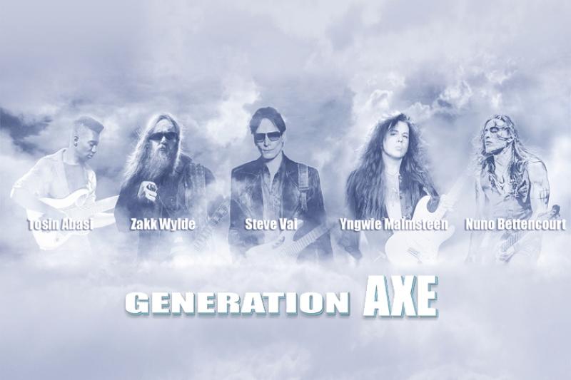 Generation AXE (Foto: SteveVai)
