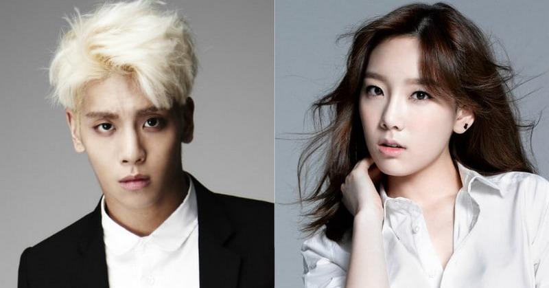Jonghyun dan Taeyeon (Foto: Soompi)