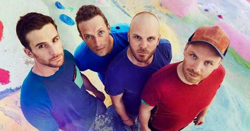 Coldplay (Foto: Aceshowbiz)