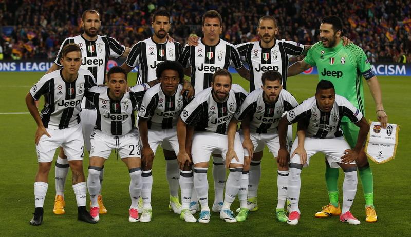 Juventus alami perkembangan ketimbang dua tahun lalu. (Foto: REUTERS/Sergio Perez)
