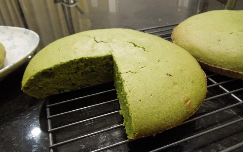Rekomendasi Resep Japan Green Tea Cake untuk Camilan Keluarga