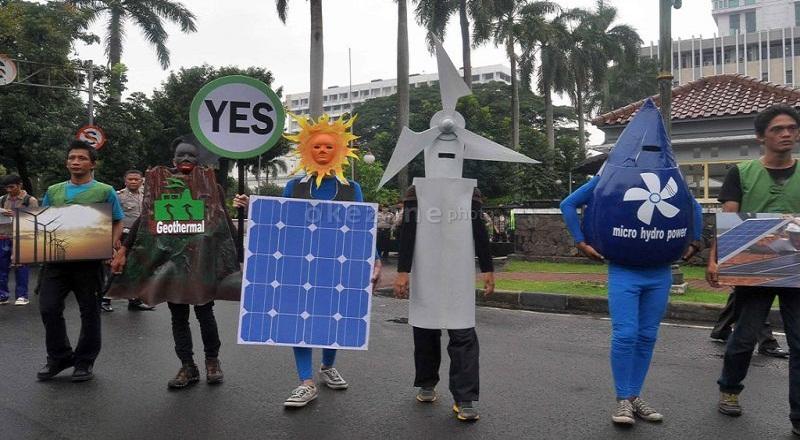 \BUSINESS HITS: Dorong Energi Terbarukan, Kementerian ESDM Ubah Konsep\