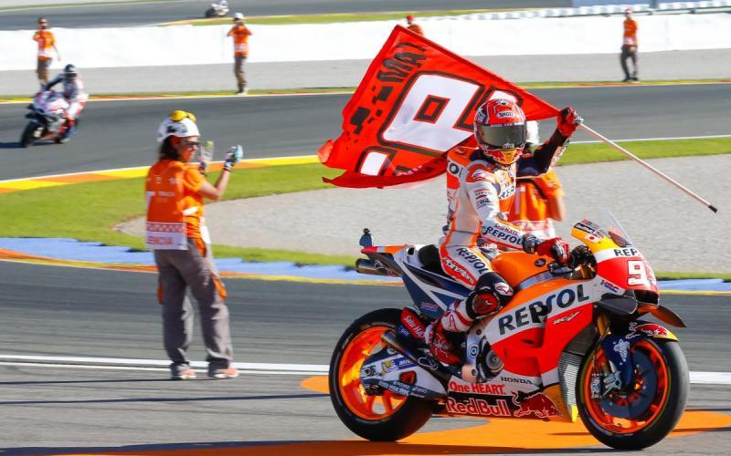 Marc Marquez (Foto: laman resmi MotoGP)