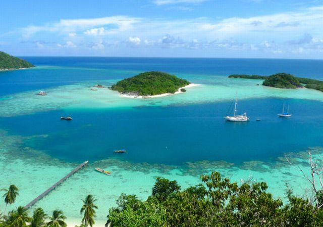 Yuk Bongkar Keindahan Pulau Anambas di Kepulauan Riau