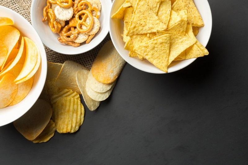 Hati-Hati! Konsumsi Makanan Mengandung Tinggi Garam Bikin Lapar