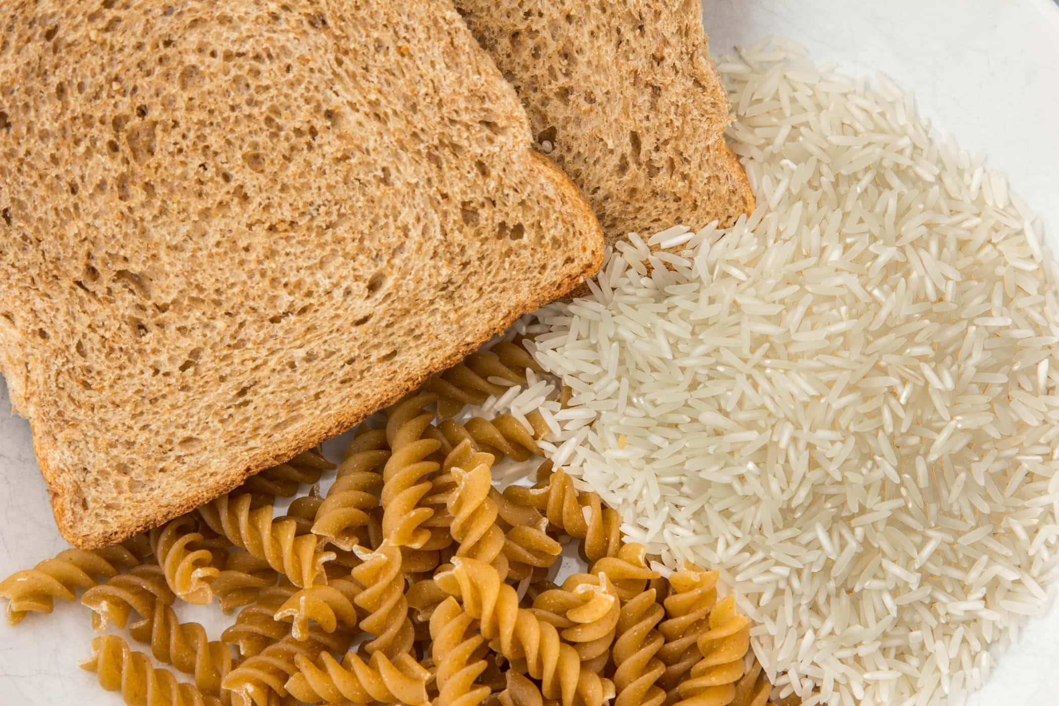 Antara Nasi, Mie, Pasta dan Roti, Mana Sumber Karbohidrat Paling Sehat?