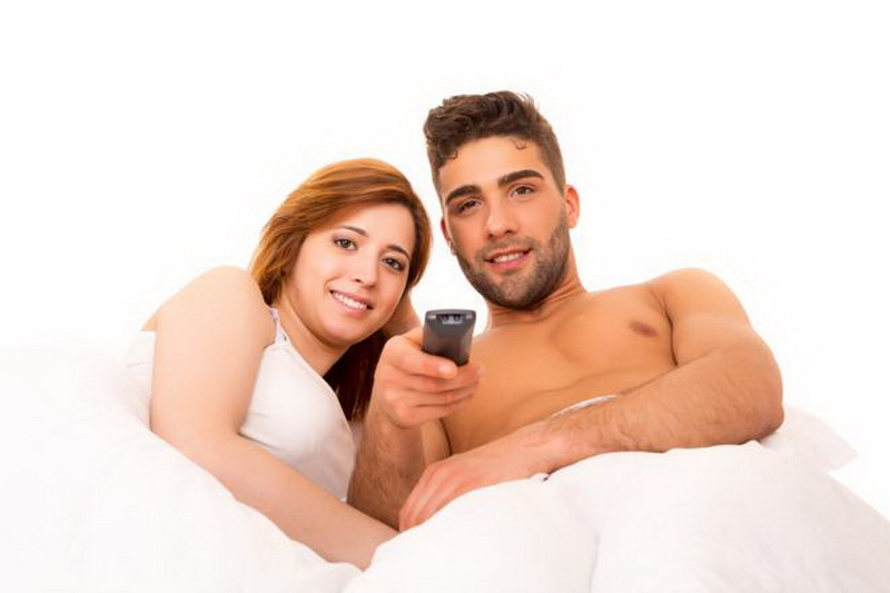 Duh..Pasutri Jangan Sering-Sering Nonton Video Porno Deh!