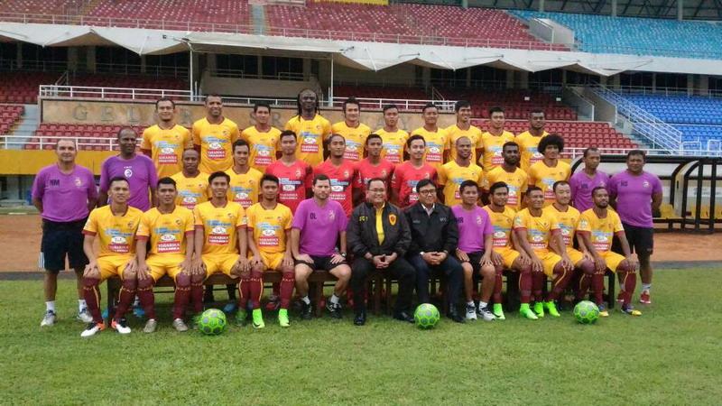 24 Pemain Sriwijaya FC di Liga 1 2017 (Foto: Melly Puspita/Okezone)