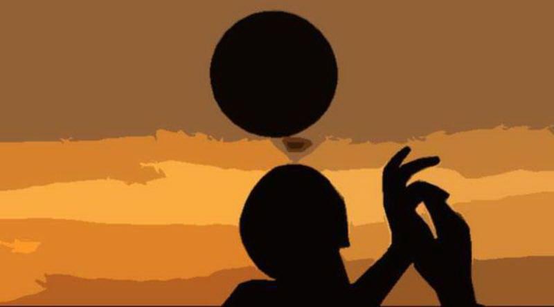 Ilustrasi bola Okezone
