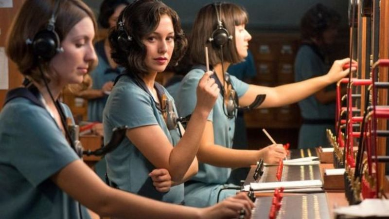 Drama Las Chicas del Cable (Foto: BBC)