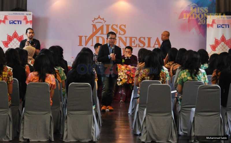 MISS INDONESIA 2017: Robby Purba Takjub dengan Bakat Finalis Miss Indonesia