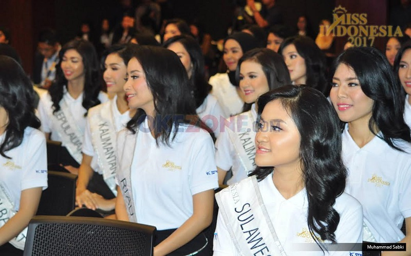 MISS INDONESIA 2017: Desainer Clarissa Mengaku Deg-degan Merancang Baju untuk 34 Finalis, Kenapa Ya?