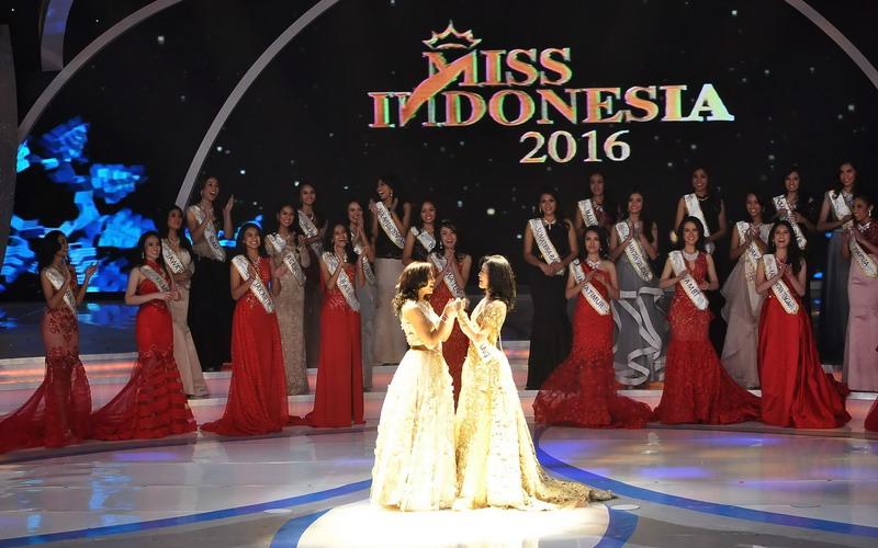 MISS INDONESIA 2017: Bocoran Gaun Malam yang Bakal Dikenakan Top 5 Finalis Miss Indonesia 2017