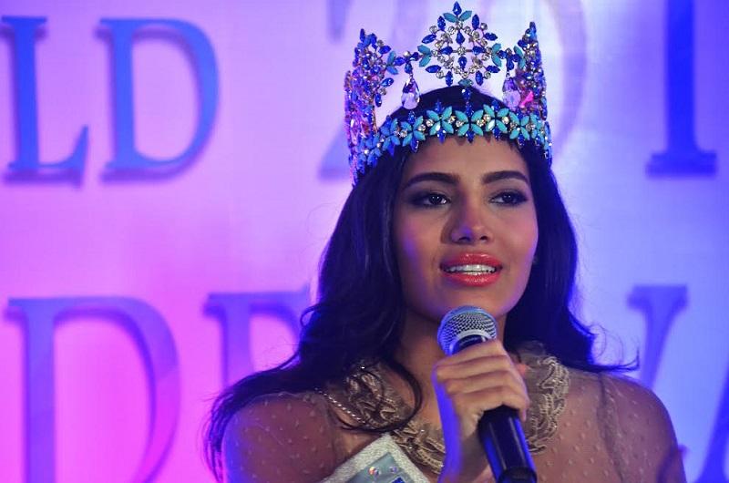 MISS INDONESIA 2017: Stephanie Del Valle Bangga Bisa Hadiri Malam Final Miss Indonesia 2017