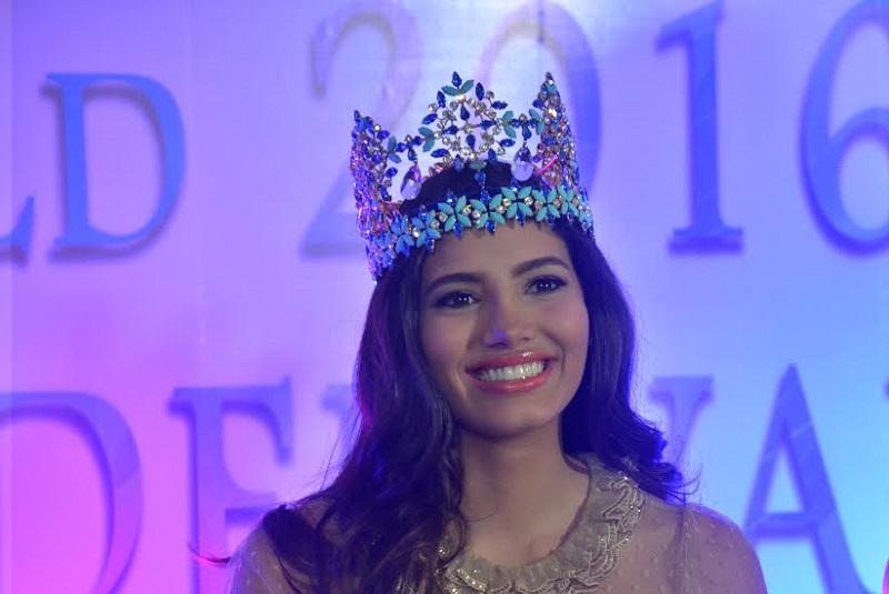 MISS INDONESIA 2017: Kunjungi Jakarta, Miss World 2016 Stephanie Del Valle Merasa di Rumah Sendiri