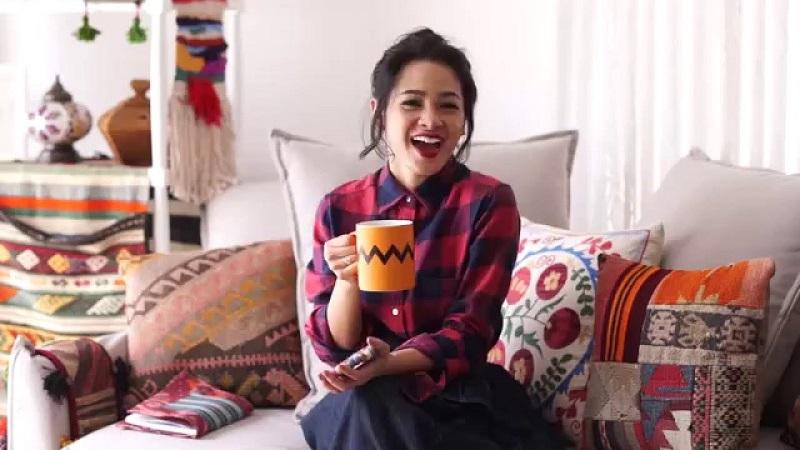 SELAMAT HARI KARTINI: Andien Aisyah Jadi Sosok Kartini Masa Kini bagi Desainer Mel Ahyar