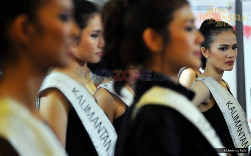 MISS INDONESIA 2017: Miss Kalimantan Tengah Bagikan Tips Membuat Kelemahan Jadi Kekuatan