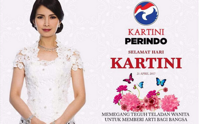 SELAMAT HARI KARTINI: Pesan Liliana dan Hary Tanoesoedibjo untuk Perempuan di Hari Kartini