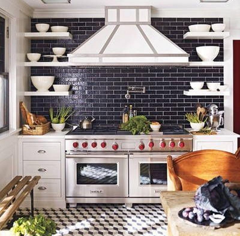 Desain Simpel yang akan Membuat Dapur Kecil Terlihat Menarik