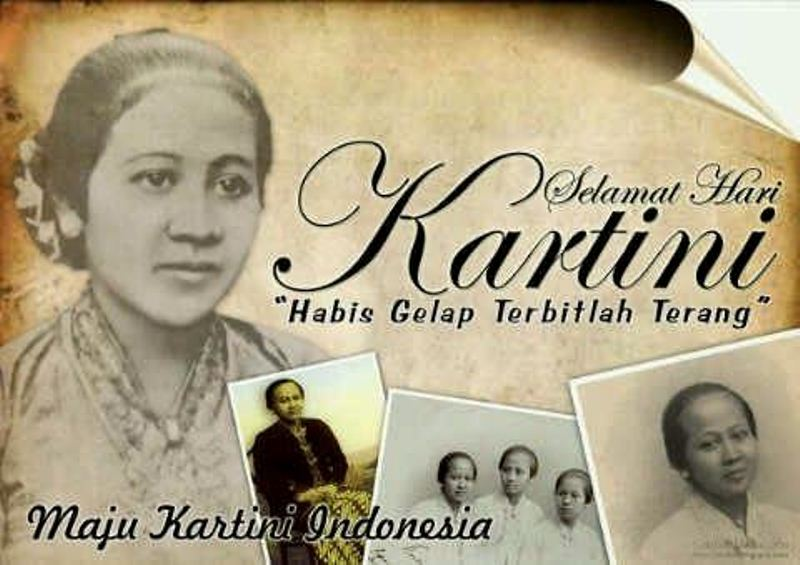 SELAMAT HARI KARTINI: Terapkan Kultur Jawa dalam Mendidik Anak, sang Ayah Sukses Jadikan Kartini Wanita yang Inspirasional