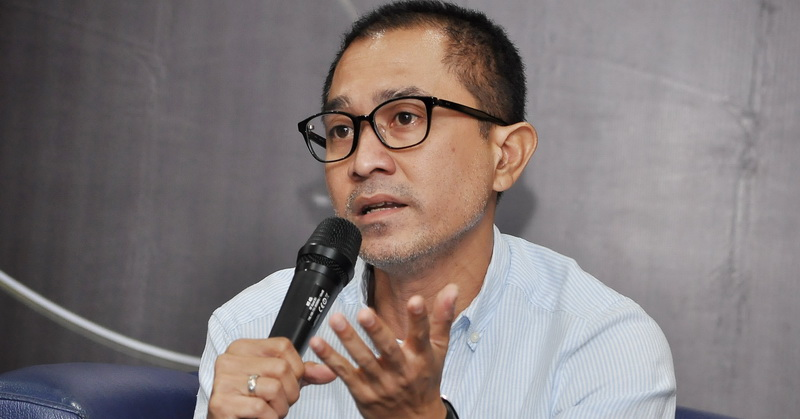 Lukman Sardi Ini Harapan Dewan Juri Indonesian Movie Actors Awards 2017 Okezone