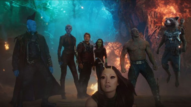 Guardians of the Galaxy vol. 2. (Foto: Independent)