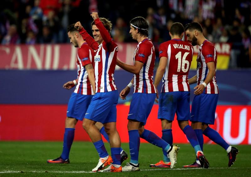Atletico sering dikalahkan Madrid. (Foto: REUTERS/Susana Vera)