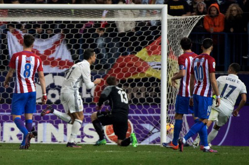 Madrid sering kalahkan Atletico. (Foto: AFP/Curto De La Torre)